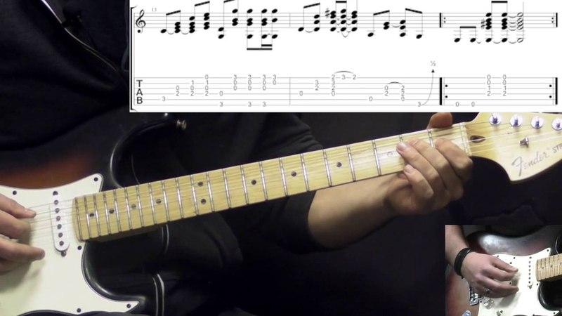 Jimi Hendrix - Hey Joe - Blues/Rock Guitar Lesson (w/Tabs)