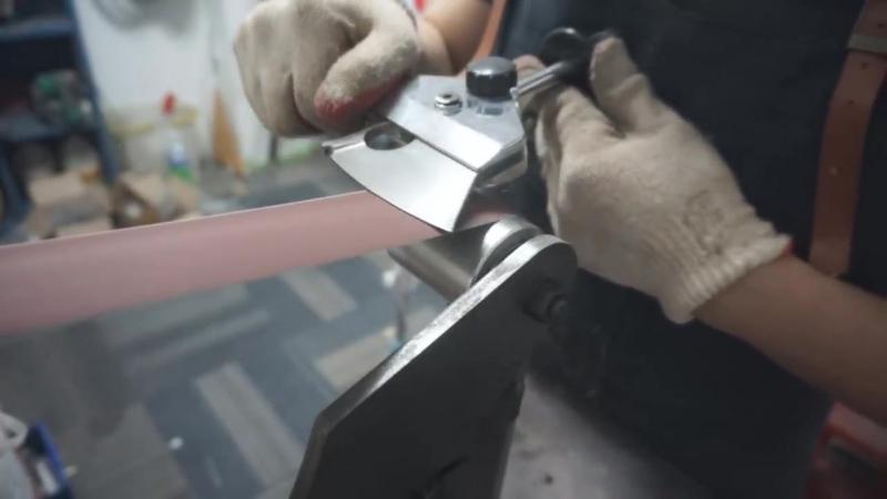 Knife making - 상남자의 칼만들기.mp4