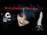 HOW TO DO EMO MAKEUP- TAYLORISABUNNY