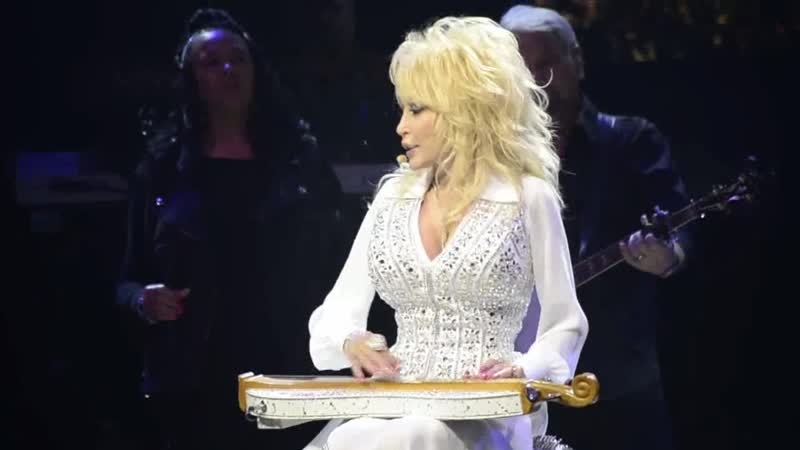 Dolly Parton My Mountains My Home 72 года декабрь 2018