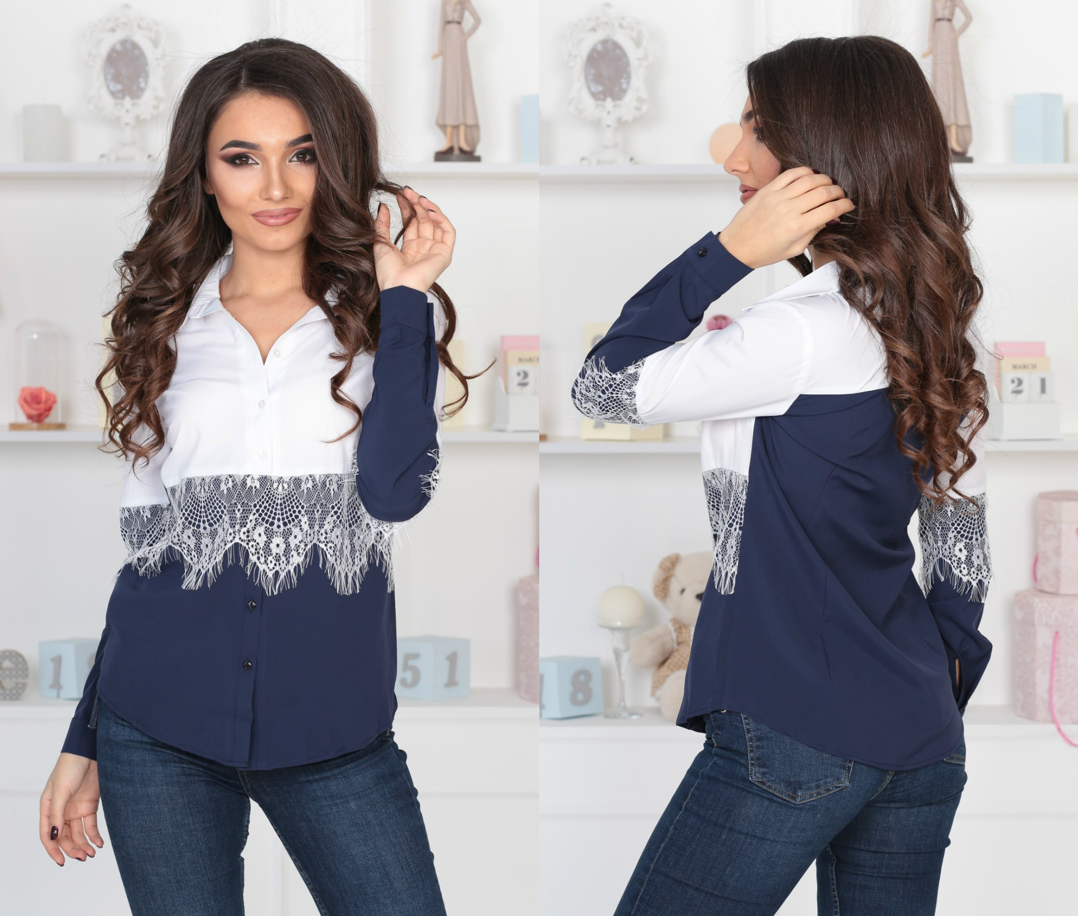 5f14a785a46 В женском гардеробе обязательно наличие стильной рубашки