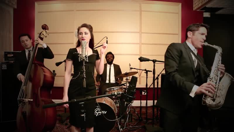 Careless Whisper - Vintage 1930s Jazz Wham! Cover feat. Robyn Adele Anderson Dave Koz