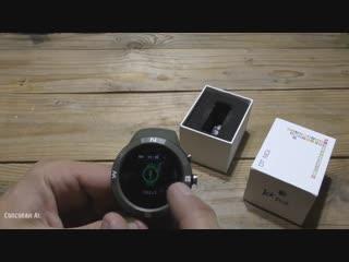 Инструменты ВЫЖИВАНИЯ-Часы с КОМПАСОМ NO.1 F18  GPS