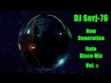 Italo Disco New Generation Vol. 5 - Mix by DJ Serj-76