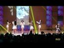 · Fancam · 180818 · OH MY GIRL-Secret GardenTalkA-ingTalkWindy DayTalkJe T`aime · DRUMEX Concert ·