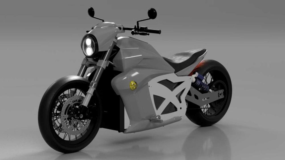 Компания Evoke анонсировала новый электроцикл