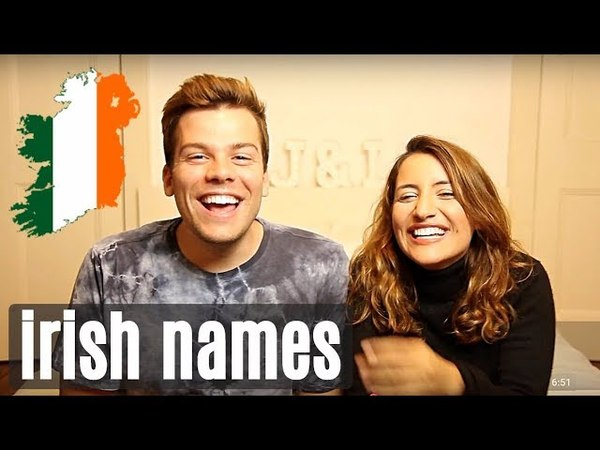 🇮🇪 BRITS PRONOUNCE IRISH NAMES 🇮🇪