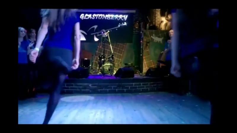 Летающие феечки в клубе ГЛАСТОНБЕРРИ (САМАЙН 2016)