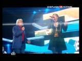 Жасмин и Вячеслав Добрынин - На теплоходе музыка играет (НТВ Музыкальный ринг)