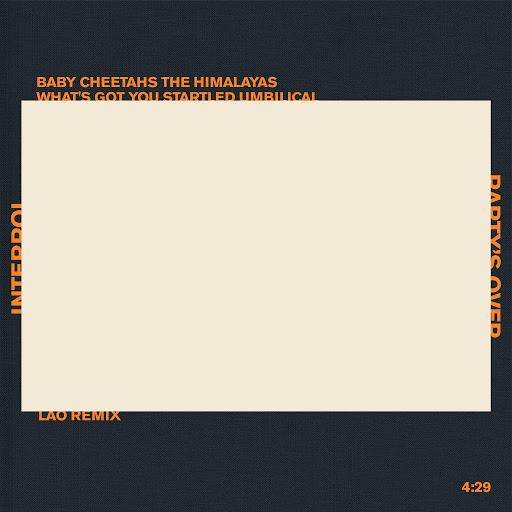 Interpol альбом Party's Over (Lao Remix)