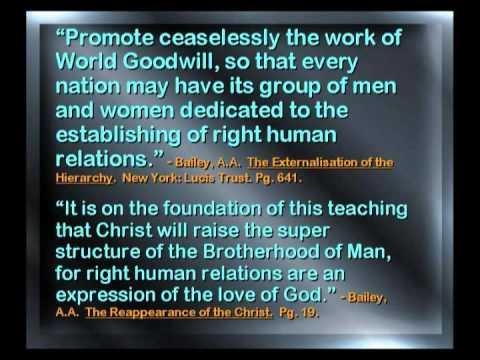 Prof. Dr. Walter Veith (OFF10) - Die okkulte Agenda der UNO
