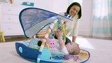 Bright Starts Disney Finding Nemo Mr Ray Ocean Lights Speelkleed - MamaLoes Babysjop