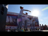 Школа танцев I Love Dance на дне города Костромы