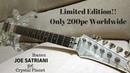 Ibanez Joe Satriani Y2K Crystal Planet Limited Edition !!