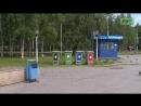 На площади Нефтяников установили баки для раздельного сбора отходов