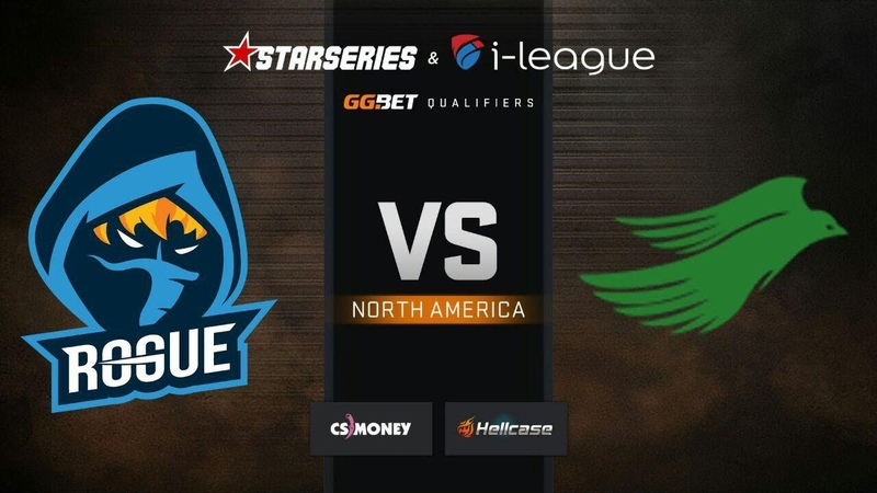 Rogue vs Vireo.pro, map 2 nuke, StarSeries i-League S7 GG.Bet NA Qualifier