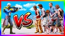 Richter Team Liên Quân Đại Chiến Zombie   Liên Quân Mobile   GTA5MODAZ