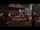 Огненное шоу на Яграх 🔥