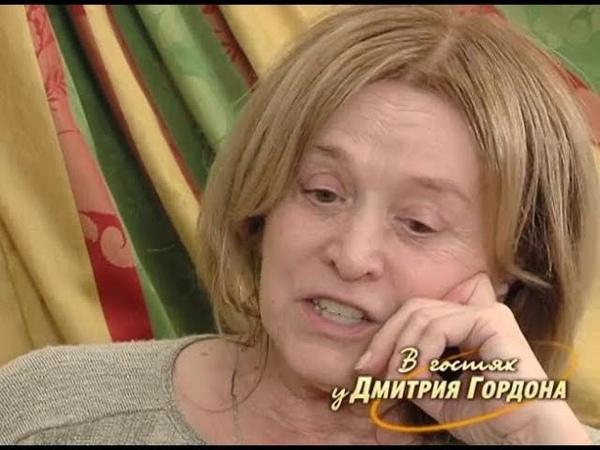 Терехова о том, была ли она влюблена в Тарковского