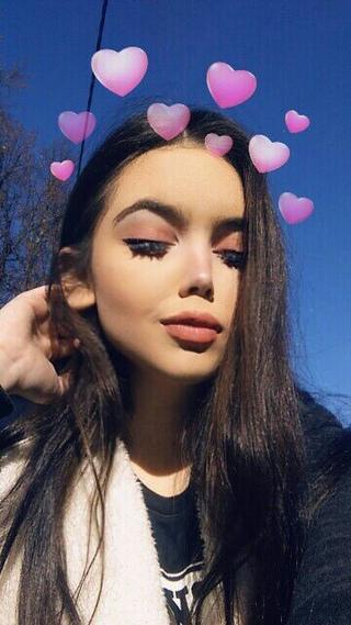 Фото одной девушки с потерянного телефона — 15