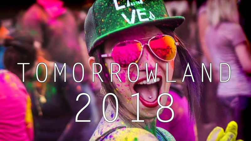 Tomorrowland 2018 ♫ Best Dance Music Electrohouse Mix 2018 ♫ Special Madness Mix Warm Up