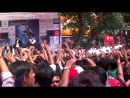 Shah Rukh Khan in Baroda at Centre Square 2 for Ra