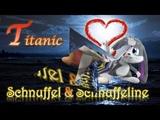 Schnuffel &amp Schnuffeline in Titanic vs. Celine Dion