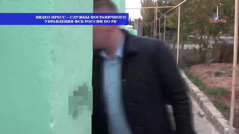 В Евпатории пограничниками изобличен псевдополковник