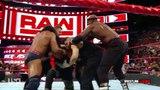 Braun Strowman &amp Bobby Lashley Save Roman Reigns - WWE RAW April 30th 2018