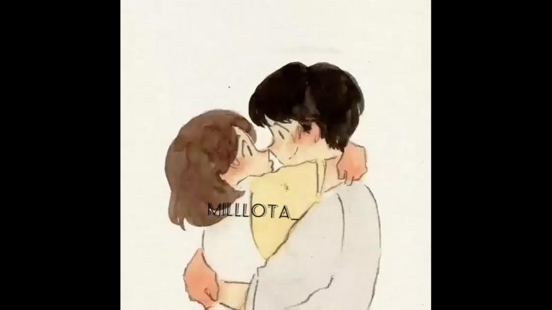 хочу обнімашок.🙀❤