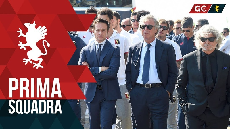 Ponte Morandi, 14-08-2018 | Genova nel cuore