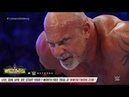 Goldberg vs Brock Lesnar for Universal Title