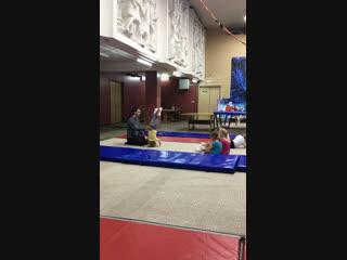 Акробатика 2019г