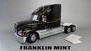 Mack Elite CL 613 Limited Edition   Franklin Mint   Обзор одной из лучших масштабных моделей