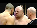 25 anos, Jovem Gordo Destroi Monstro do MMA