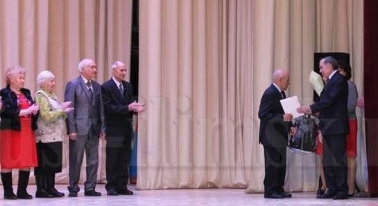 Усть-Илимский городской Совет ветеранов отметил 30-летие со дня своего образования