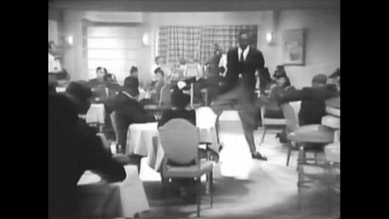 A Short Rubber-Legged Dance Routine By Darby Jones