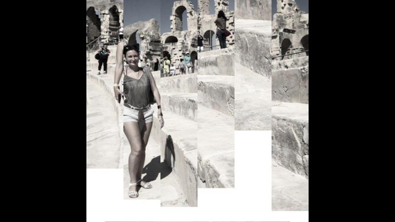 Карфаген пустыня Сахара берберские пещеры Тунис