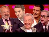 GANDALF THE GRAHAM Best of LOTR on The Graham Norton Show