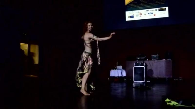 'Schafer Airlines' Burlesque-Drum Solo - Katalin Schafer 2012 22168