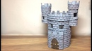 DIY DAS Clay Fantasy Castle Childrens Bedroom Night Light