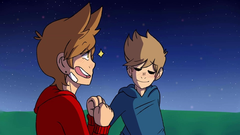 ANIMATIC Lemon eyes Tomtord eddsworld