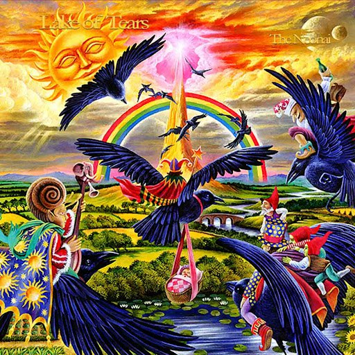 Lake Of Tears альбом The Neonai