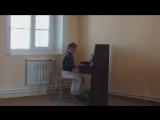 И. Беркович Вариации на тему русской народной песни