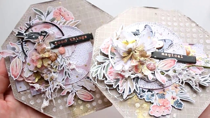 ScanNCut Cards Tutorial by Elena Morgun