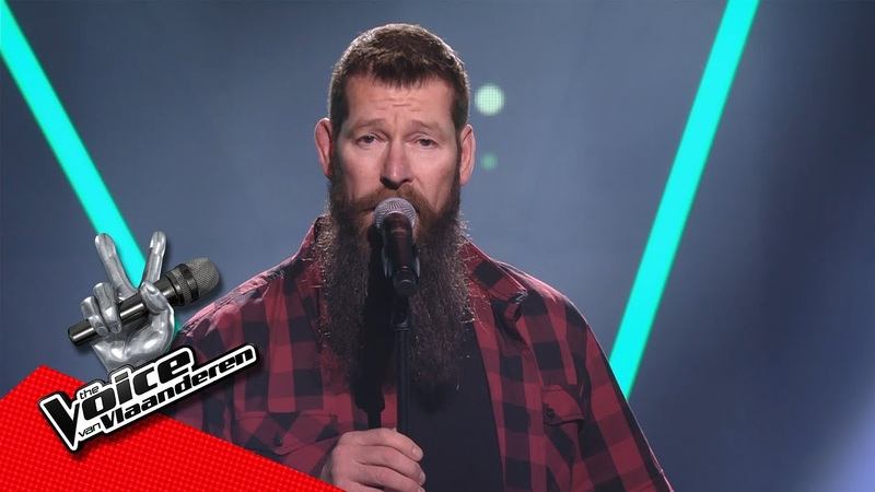 Wim - 'Jealousy' | Blind Auditions | The Voice Van Vlaanderen | VTM