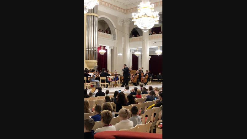 Live Rococo Arts Symphony kids