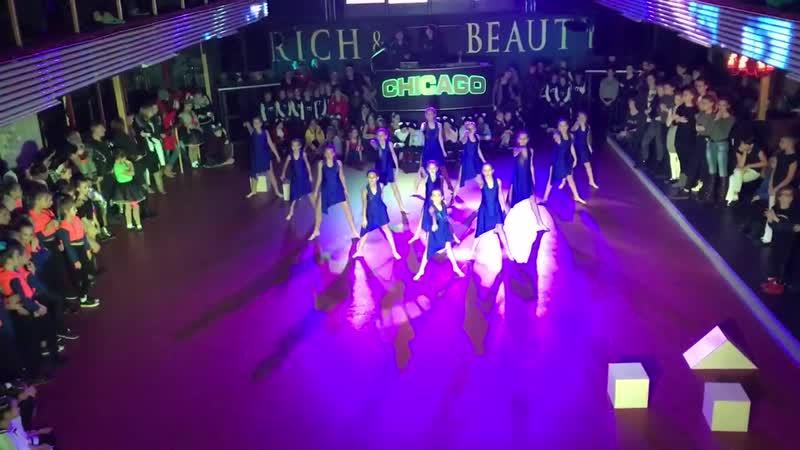 Город моей мечты коллектив Танцуют все образцовая хореографическая студия Пируэт