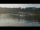 Вейкборд на плотине Красногорск.Илюха!💪✌
