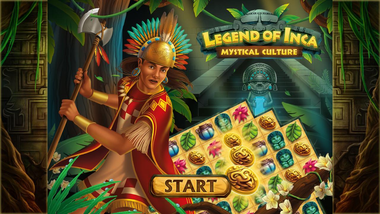 Легенда Инков. Тайна развития | Legend of Inca: Mystical Culture (En)